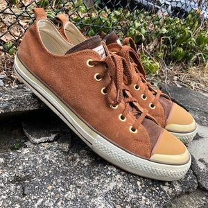 Penguin 🐧 classic brown suede leather shoes Sz 12